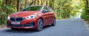 Test Drive BMW 225xe: cum e viata alaturi de o hibrida premium?