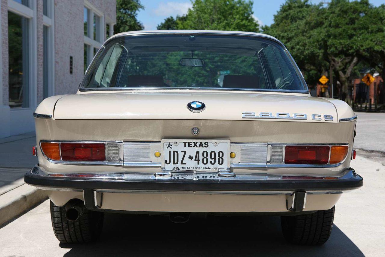 BMW 2800CS de vanzare - BMW 2800CS de vanzare