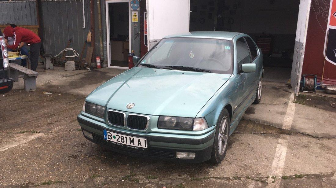 BMW 316 1.9 euro 3 1999