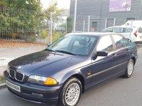 BMW 318 1.6 benzina 2000