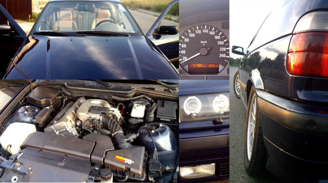 BMW 318 1.9 1998