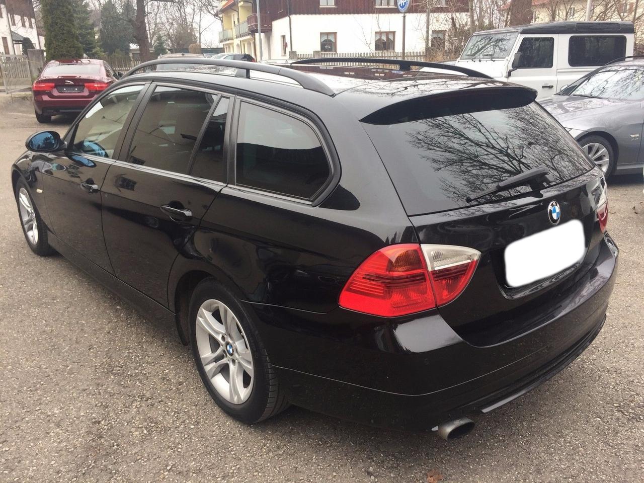 BMW 318 2.0 d 2008