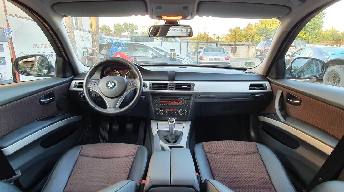 BMW 318 2.0d 2009
