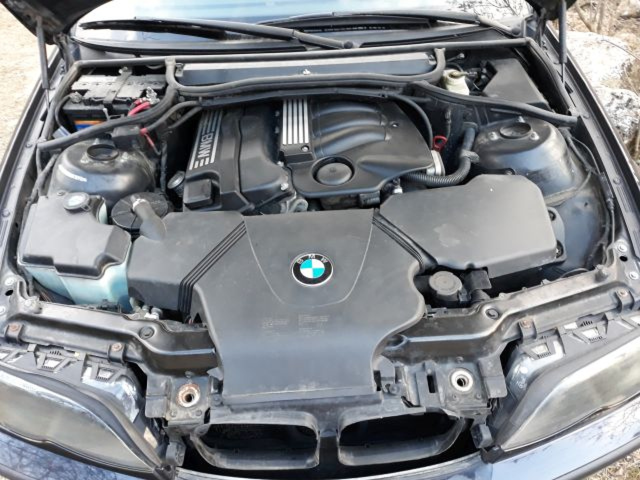 BMW 318 318i 2002