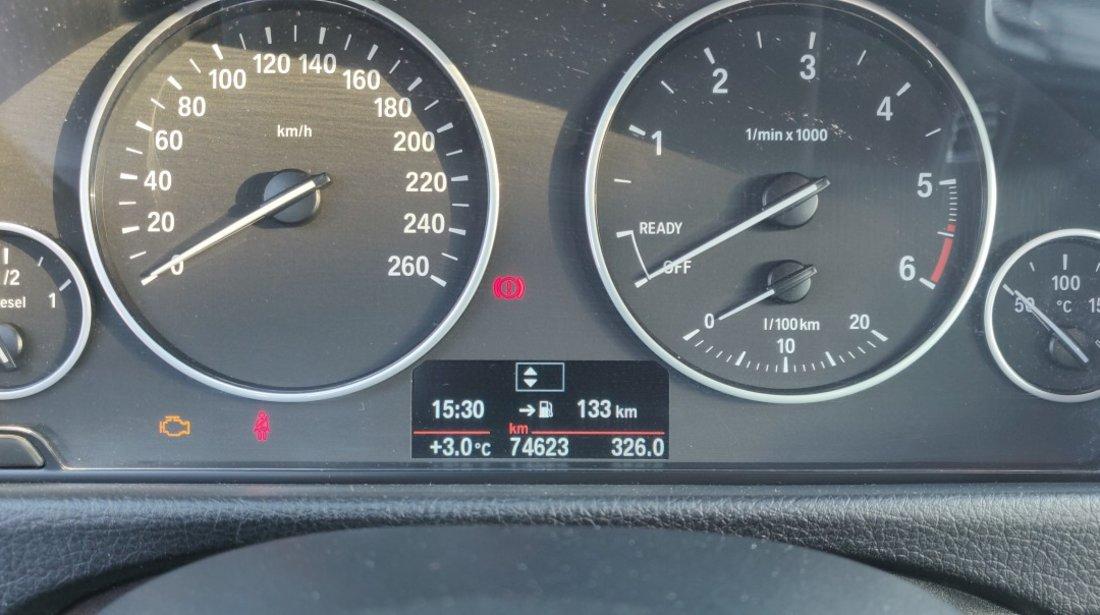 BMW 318 d 2016
