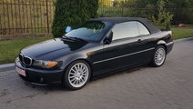 BMW 318 i cabrio facelift navi klimatronic interio...