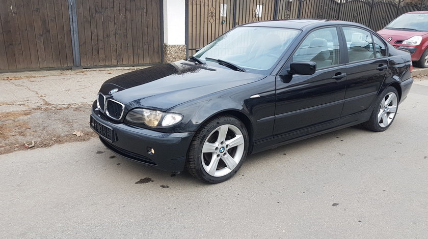 BMW 318 i FACELIFT AN2002 RECENT ADUS GERMANIA KLIMA GEAMURI TRAPAJANTE 17 TOLI 2002
