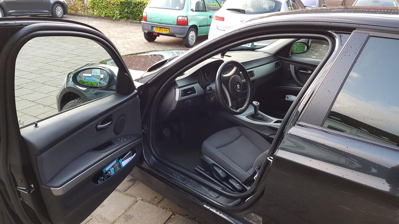 BMW 318 n47 2008