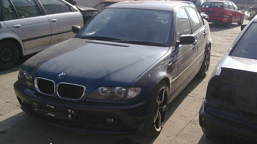 Bmw 318i an 2003 motor N42B20A piese din dezmembrare