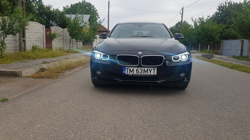 BMW 320 184 cai 2014