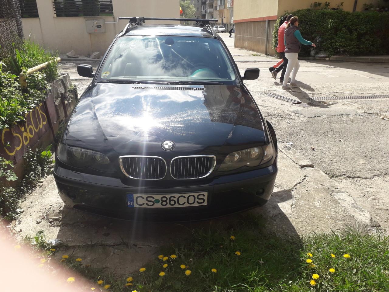 BMW 320 2.0 d 2004