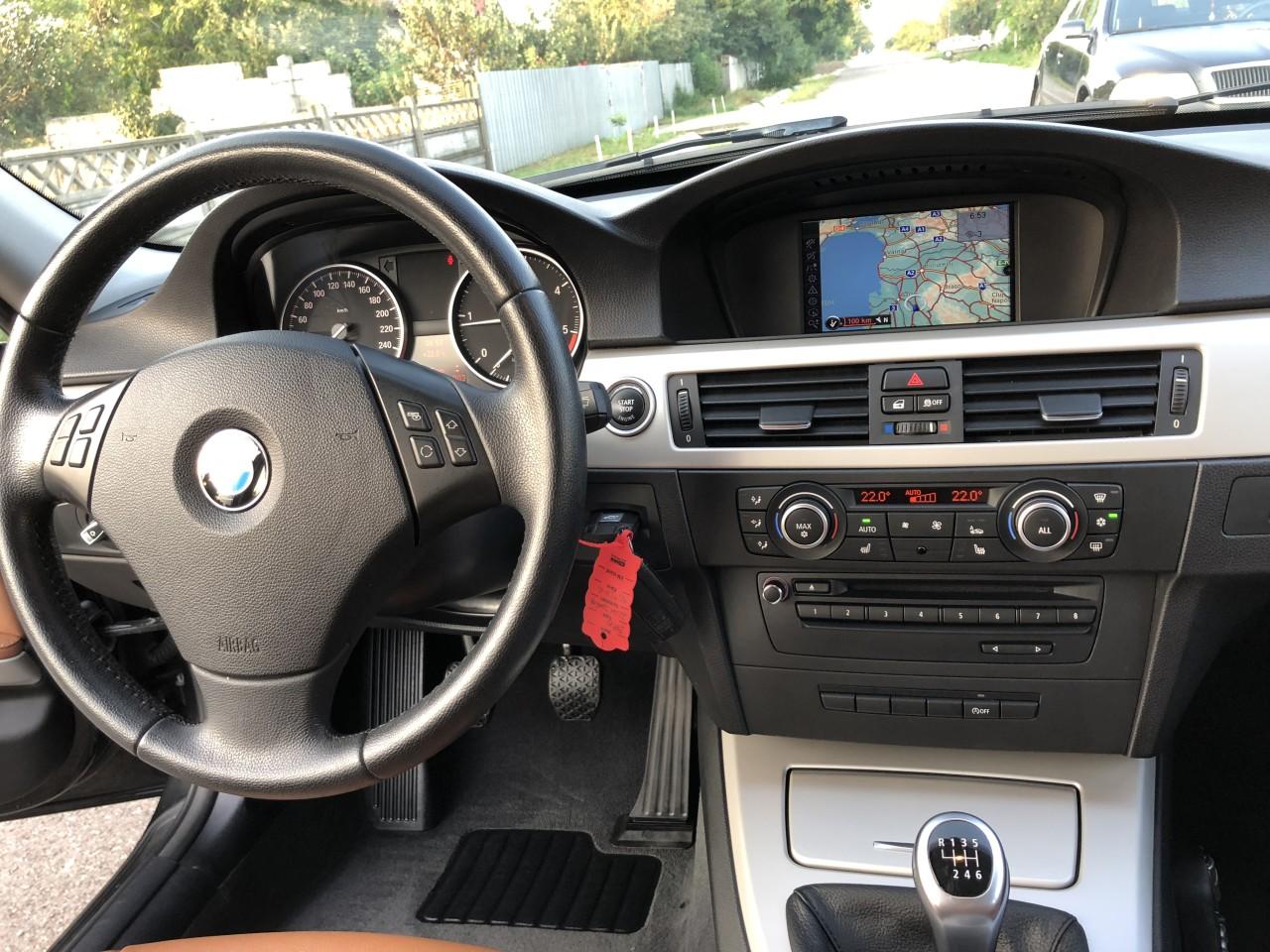 BMW 320 2.0 d 2012