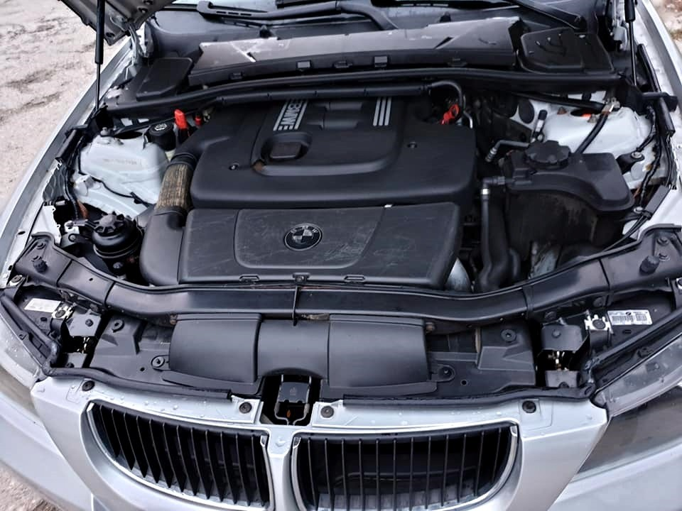 BMW 320 2.0 diesel 2005