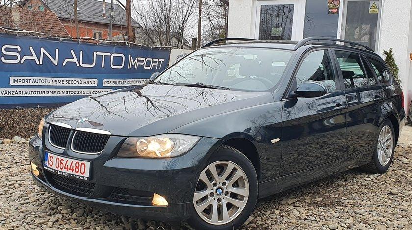 BMW 320 2.0d 2007