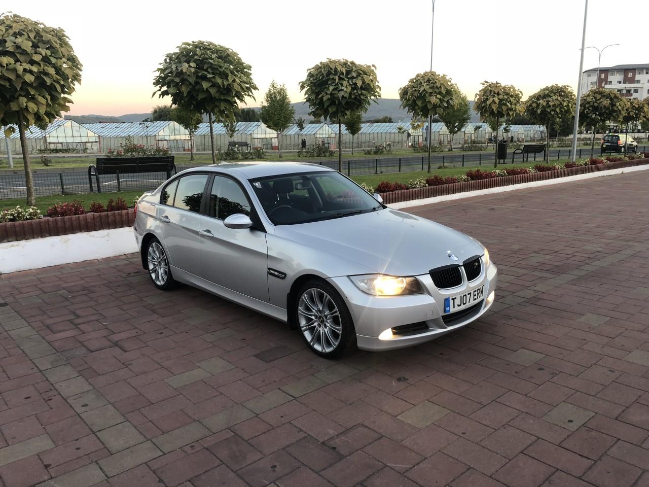 BMW 320 2.0d 2008