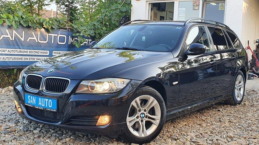 BMW 320 2.0d 2009