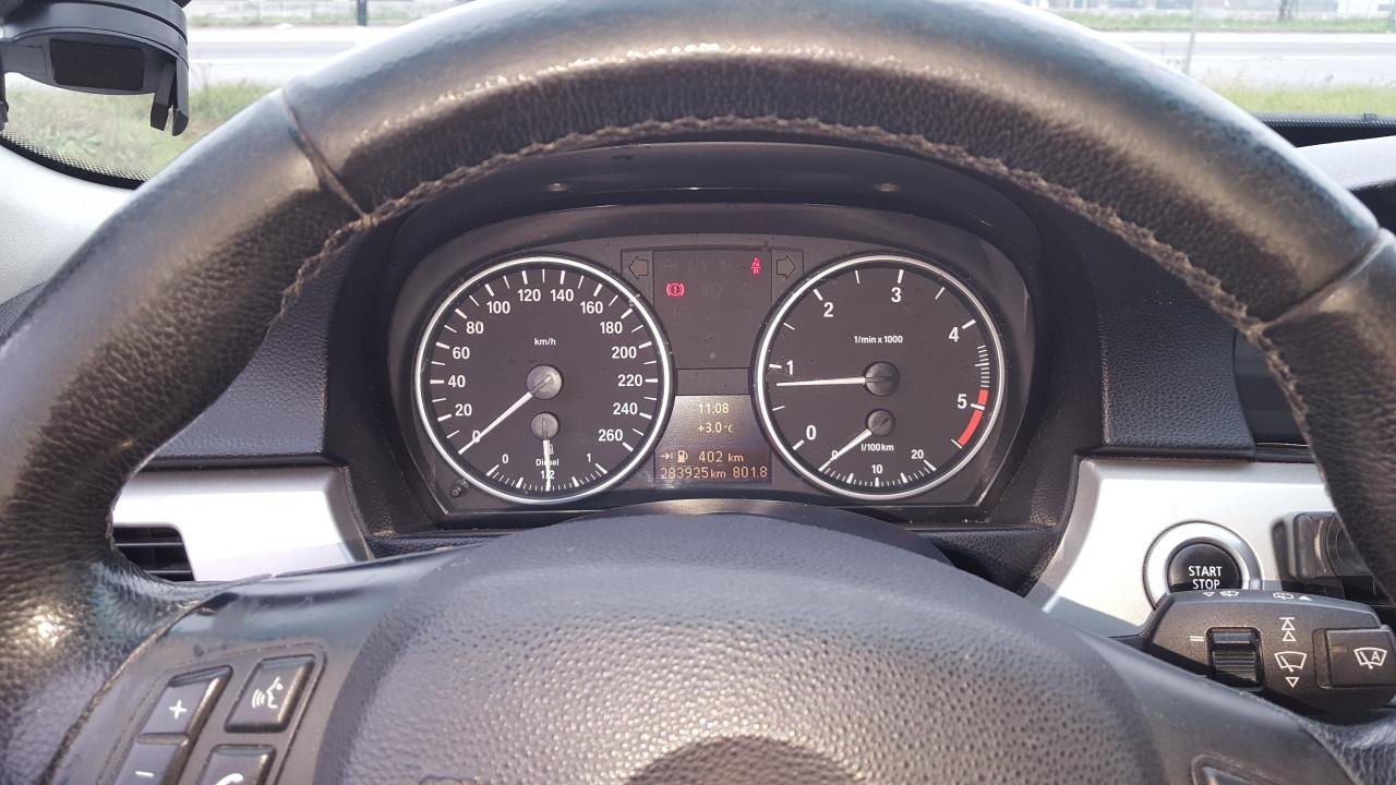 BMW 320 2 td 2007