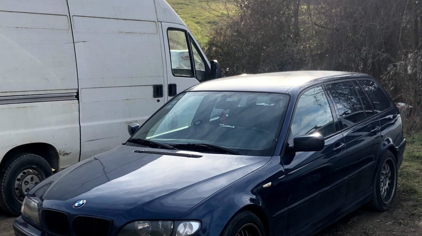 BMW 320 20 2004