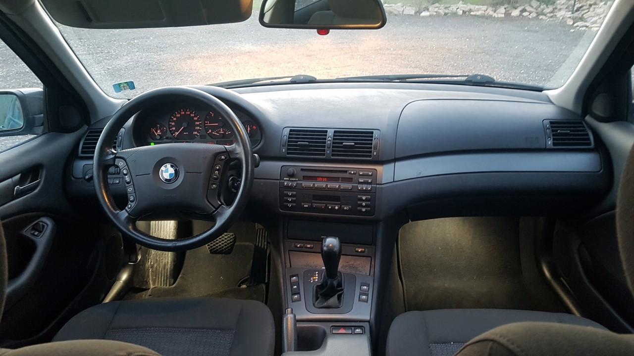 BMW 320 20tdi 2002