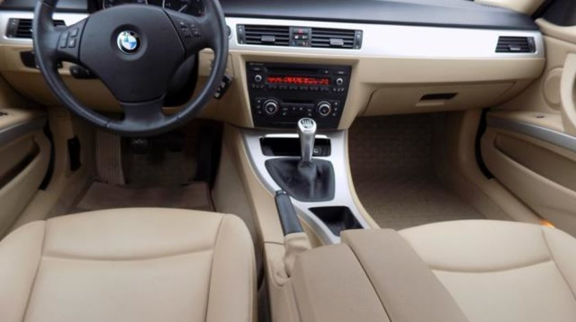 BMW 320 316d Start&Stop - 1.995 cc / 115 CP 2012