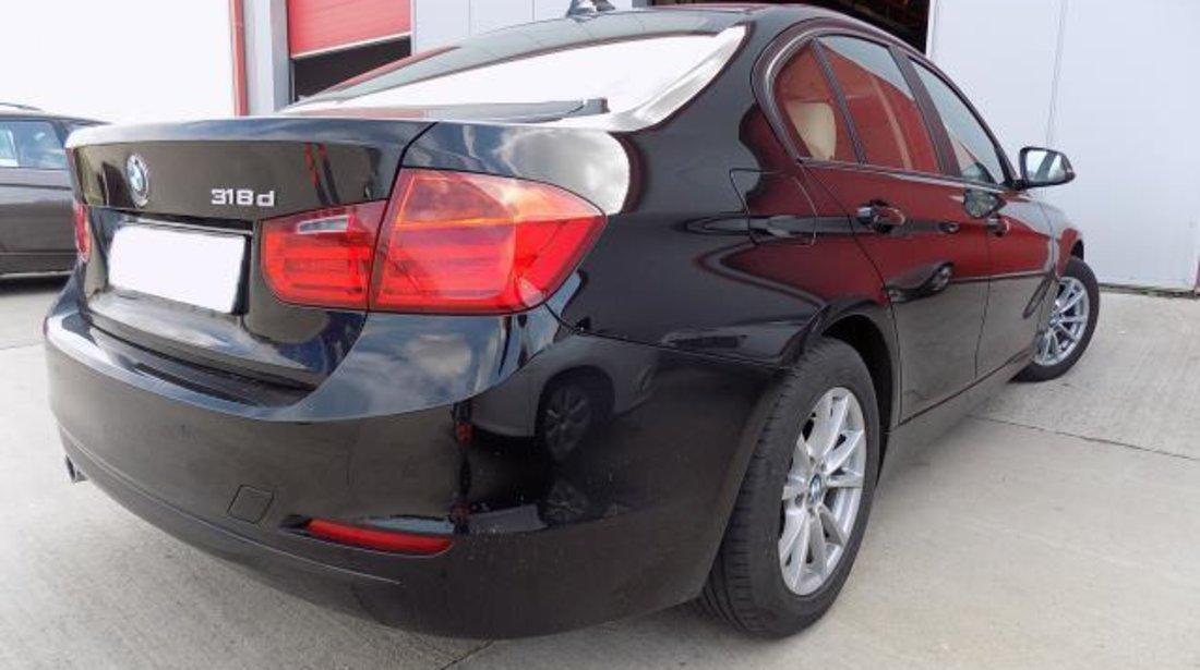 BMW 320 318d Automat 8+1 - 1.995 cc / 143 CP 2013