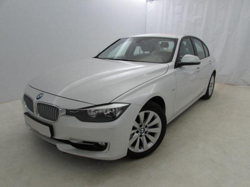 BMW 320 318d Automatic Start/Stop - 1.995 cc / 143 CP 2013