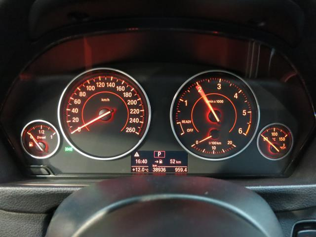 BMW 320 320d F30 Sport Line automatic 6+1 xDrive - 1.995 cc / 190 CP 2015