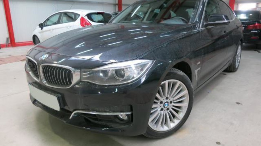BMW 320 328i GT F34 Luxury Line automatic 6+1 xDrive - 1.997 cc / 245 CP 2015