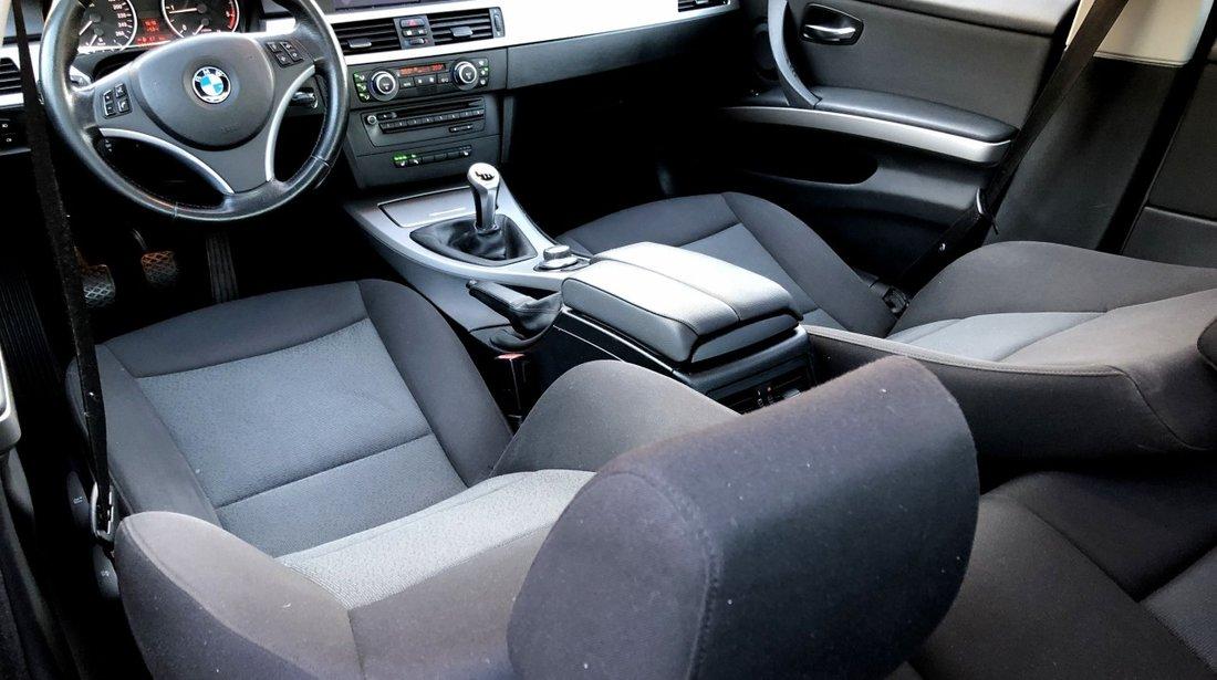 BMW 320 An 2007-320d 163Cp / Navi color / Trapa / Pilot / Bluetooth / Magazie 6CD / Senzori parcare fata-spate / Scaune incalzite / PROVENIENTA GERMANIA 2007