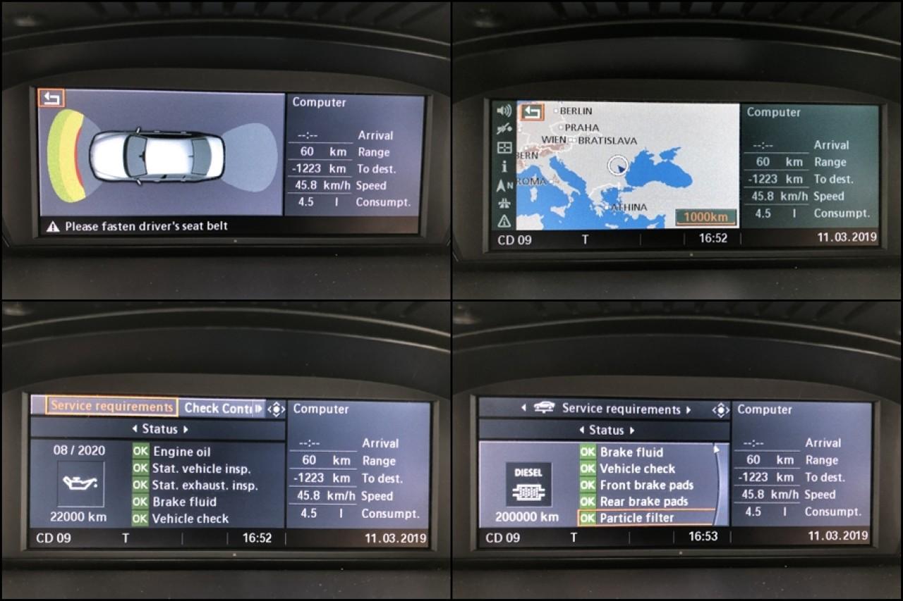 BMW 320 An 2007-320d 163Cp / Navi MARE / XENON / Trapa / Pilot / Bluetooth / Magazie 6CD / Senzori parcare fata-spate / Scaune incalzite / RECENT ADUSA DIN GERMANIA!!! 2007