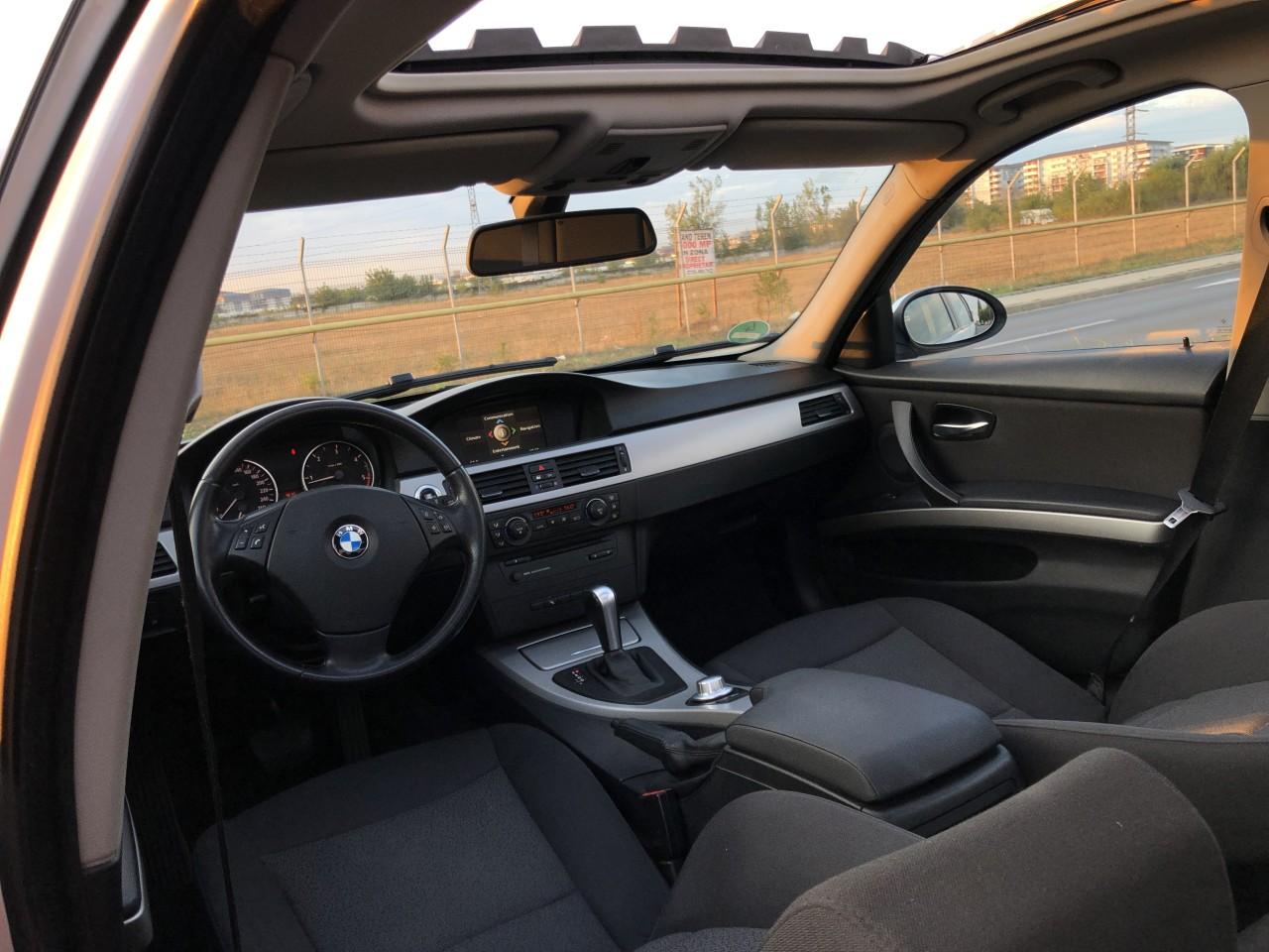 BMW 320 BMW 320d 163Cp/Automata /Navi/Trapa/Senzori parcare fata+spate/RECENT ADUSA DIN GERMANIA!!! 2006