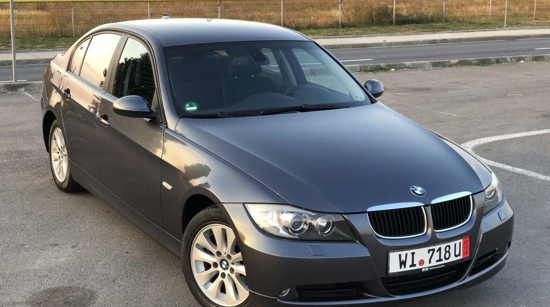 BMW 320 BMW 320d 163Cp / Keyless Go / Dynamic XENON / Navi MARE / Senzori parcare fata-spate / Scaune incalzite / RECENT ADUSA DIN GERMANIA!!! 2007