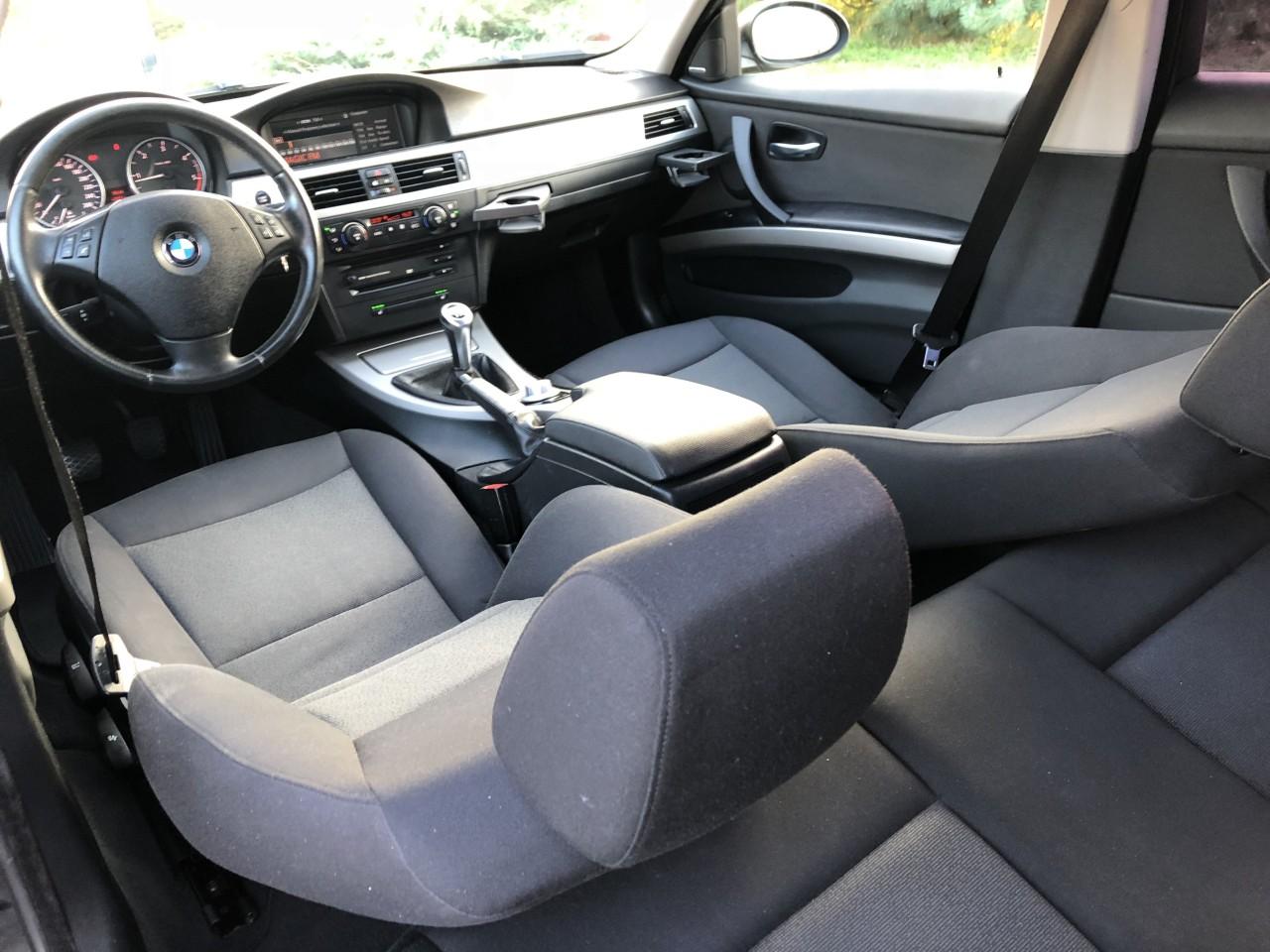 BMW 320 BMW 320d 163Cp  Navi MARE / Webasto / Xenon / Sistem audio ALPINE din fabrica / Pilot automat / suspensie noua Bilsten / IMPECABILA, MASINA TINUTA IN GARAJ / RECENT ADUSA DIN GERMANIA!!! 2006