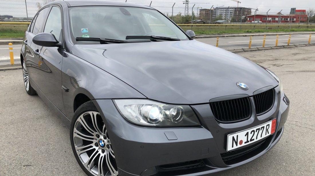 BMW 320 BMW 320d 163Cp / Navigatie / DYNAMIC Xenon /Scaune M electrice /Jante 18 / Senzori parcare fata+spate/ RECENT ADUSA DIN GERMANIA!!! 2005