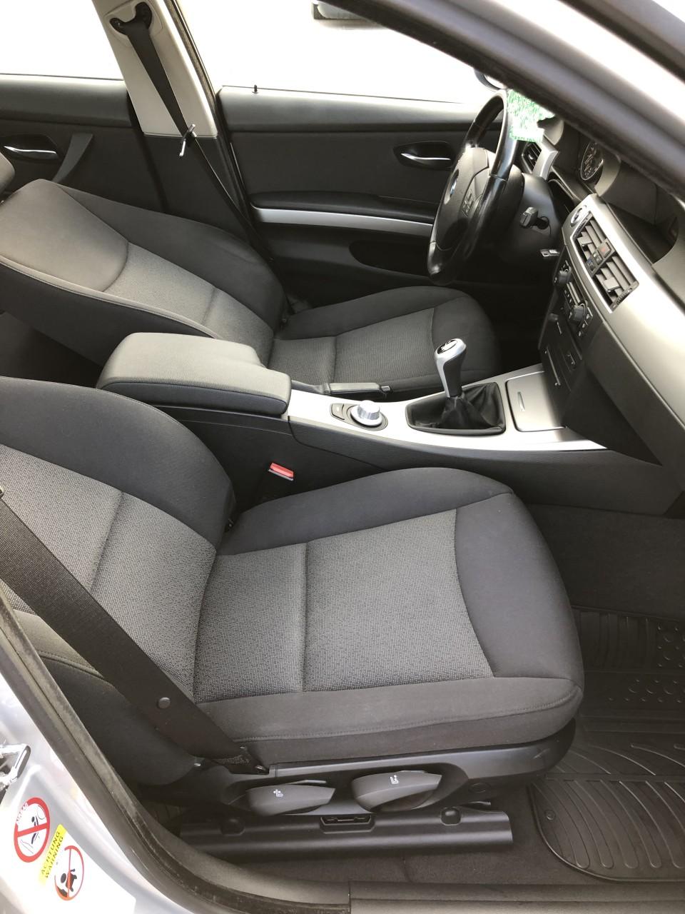 BMW 320 BMW 320d 163Cp / Navigatie / Pilot Automat /Scaune incalzite/ Senzori parcare / RECENT ADUSA DIN GERMANIA!!! 2007