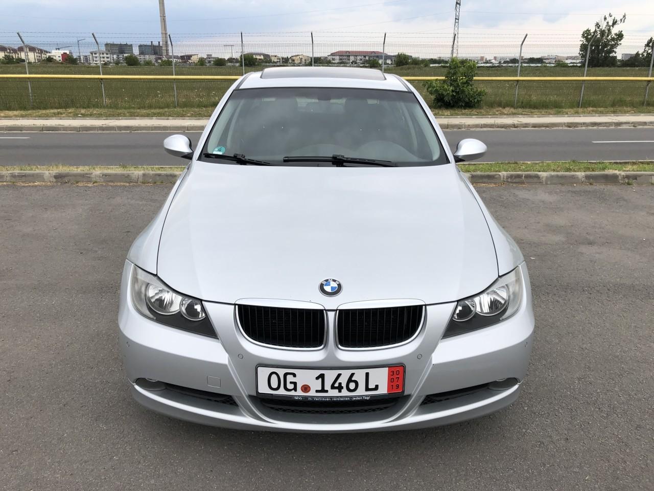 BMW 320 BMW 320d 163Cp / Navigatie / Trapa / Senzori parcare fata+spate /Scaune incalzite /Jante 17 in doua latimi / RECENT ADUSA DIN GERMANIA!!! 2005