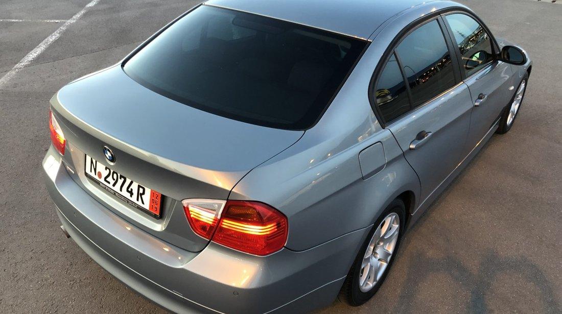 BMW 320 BMW 320d 163Cp / Xenon /Scaune incalzite /Jante 16 DOTZ / Senzori parcare / Oglinzi rabatabile electric / Lumini manere / RECENT ADUSA DIN GERMANIA!!! 2006