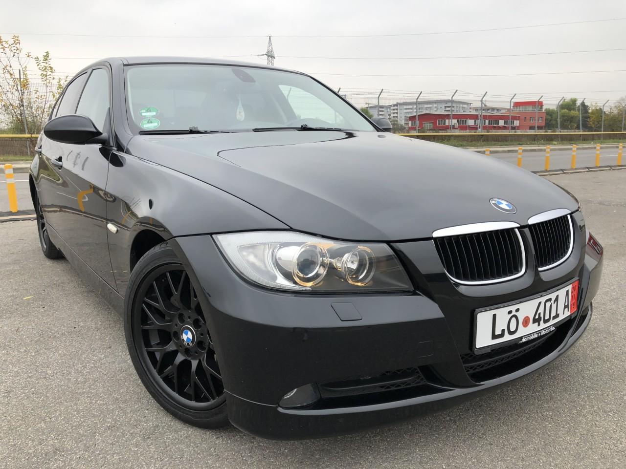 BMW 320 BMW 320d An 2007-163Cp / Navigatie / XENON / Pilot /Scaune semi-piele/ Senzori parcare / Scaune incalzite / RECENT ADUSA DIN GERMANIA!!! 2007