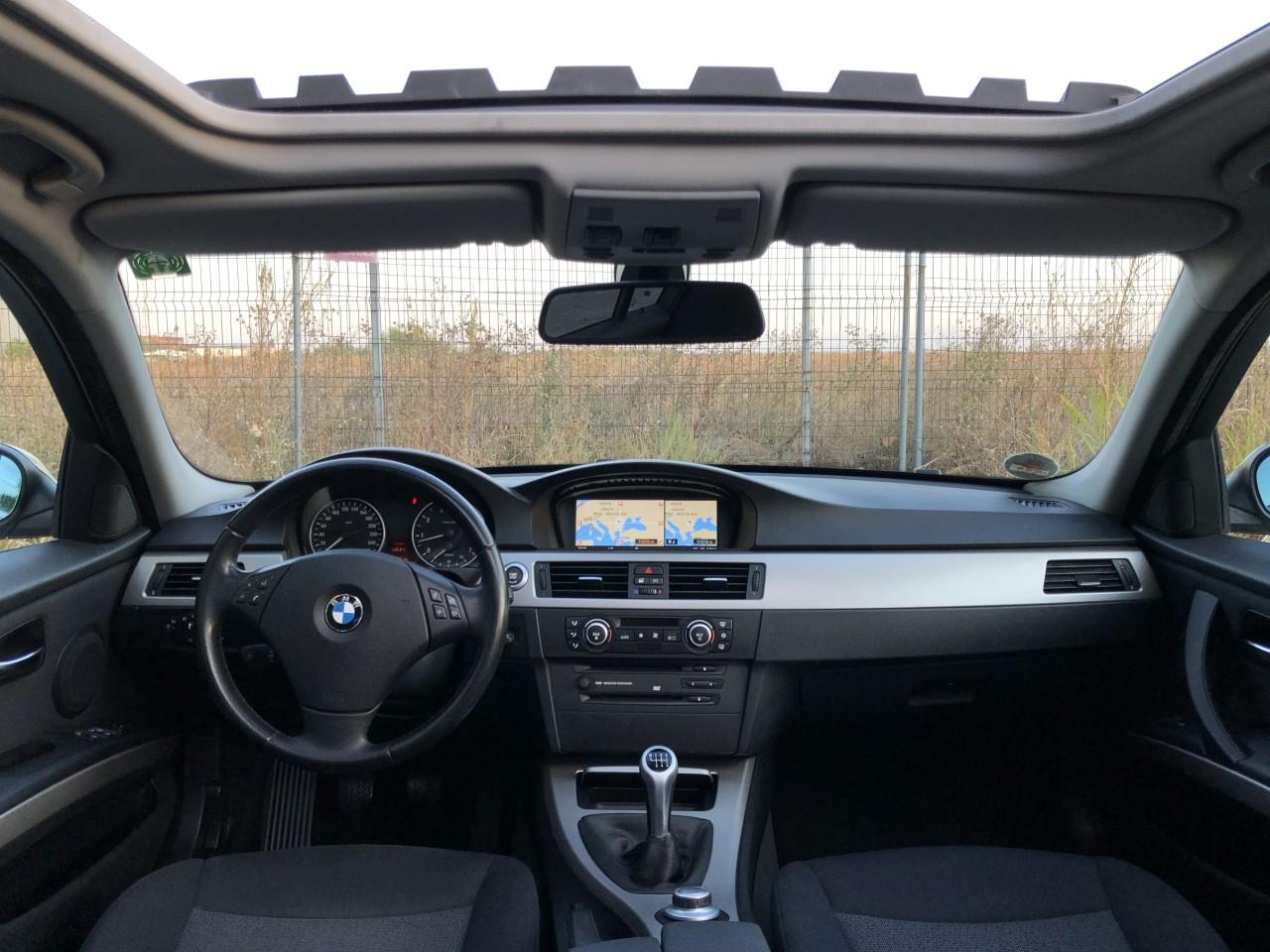 BMW 320 BMW 320i 150Cp / Navi MARE / Trapa / Bluetooth / Senzori parcare / Magazie 6CD / RECENT ADUSA DIN GERMANIA!!! 2007