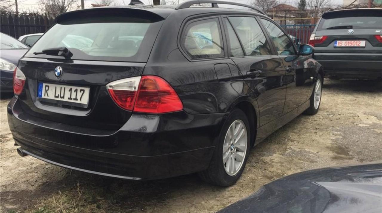 BMW 320 Cutie AUTOMATA. Piele, etc 2008
