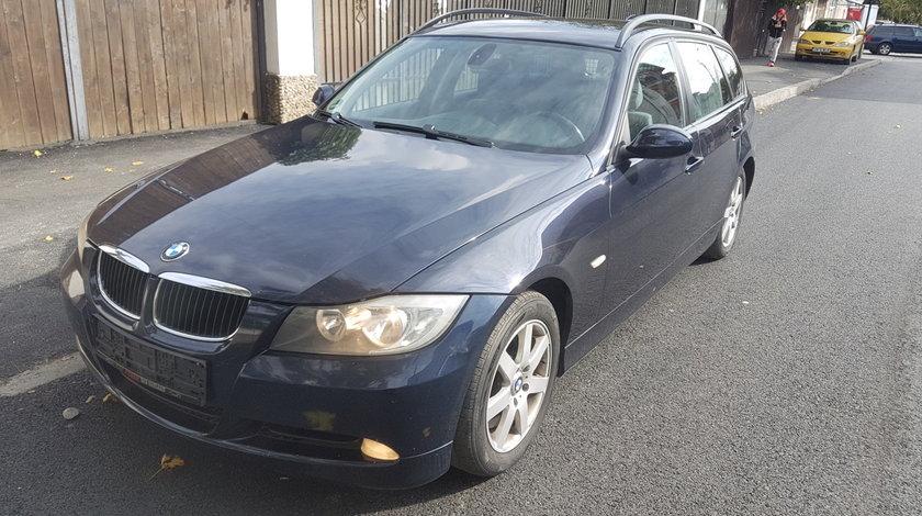 BMW 320 d din 2007 cu 163cp Dubluclimatronic Navigatie Partial piele 2007