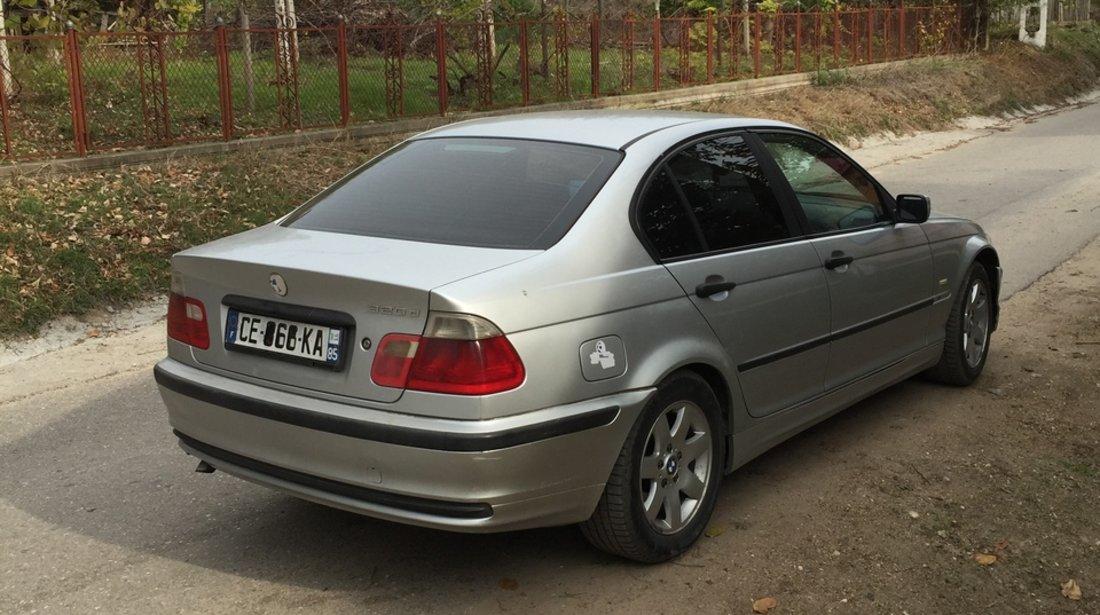 BMW 320 diesel 2002