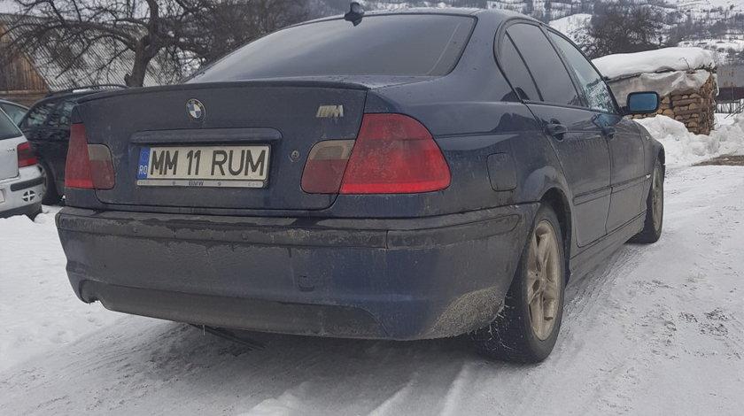 BMW 320 diesel 2004