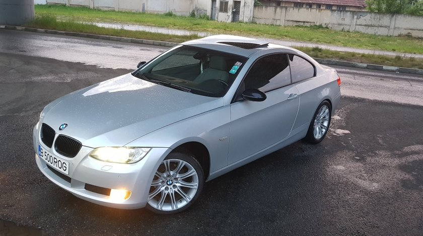 BMW 320 E92 Coupe 2008