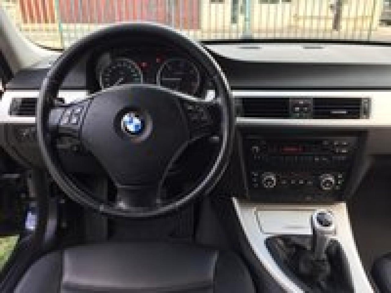 BMW 320 Inmatr. 10. 2010  RAR Facut 2010