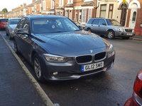 BMW 320 Twinturbo disel 2012