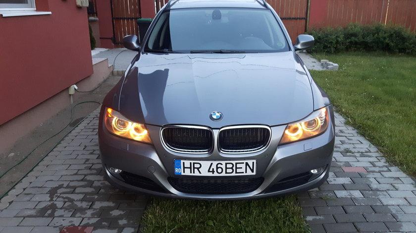 BMW 320 xDrive, Full extra, 4x4 2009