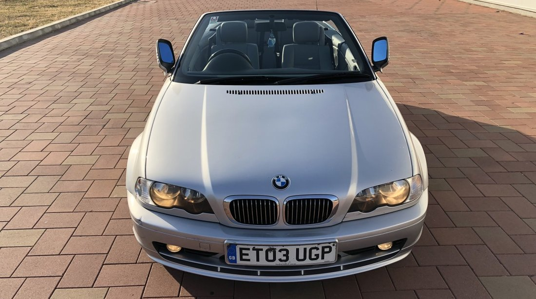 BMW 325 2.5ci 2003