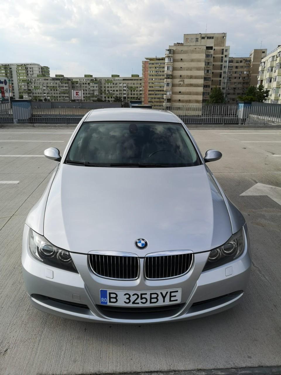 BMW 325 325i 2008