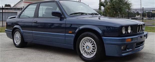 BMW 325i cu pachet M-Technic II si caroserie in doua culori, caut o noua casa!